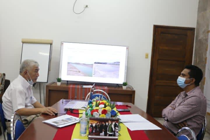 JICA Fo Asistensia Téknika Hodi Hadia Produtividade Masin Lokal Iha Timor-Leste