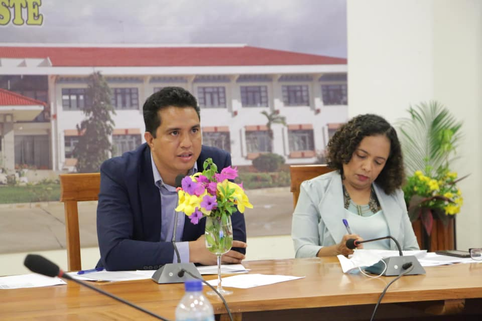 Workshop Apoiu Kapasidade ba Adesaun Komunidade Ekonomika ASEAN Nian